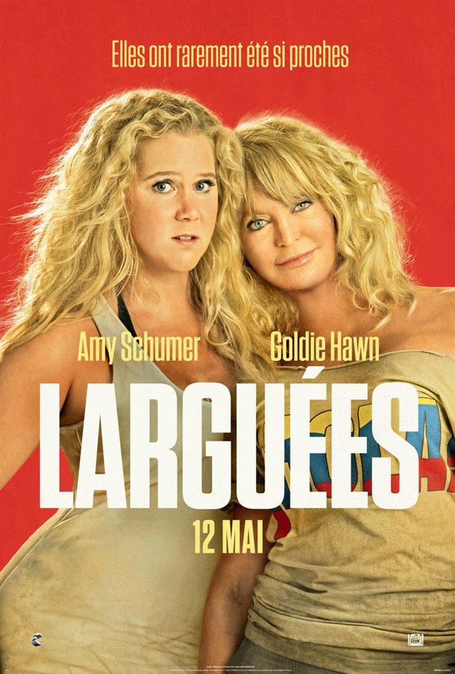 Larguées (2017) Large Poster