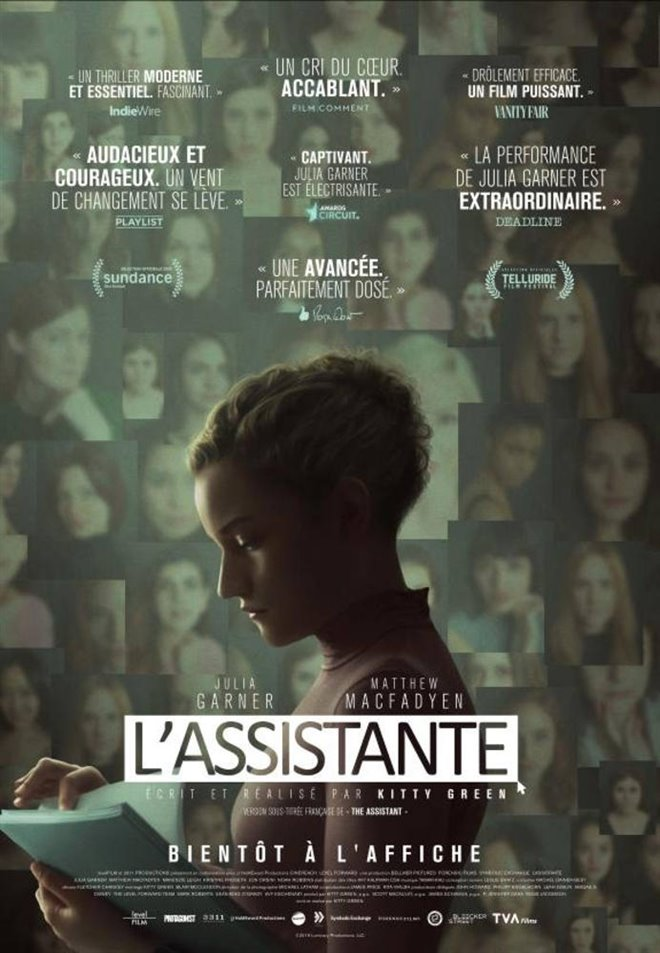 L'assistante (v.o.a.s-.t.f.) Large Poster