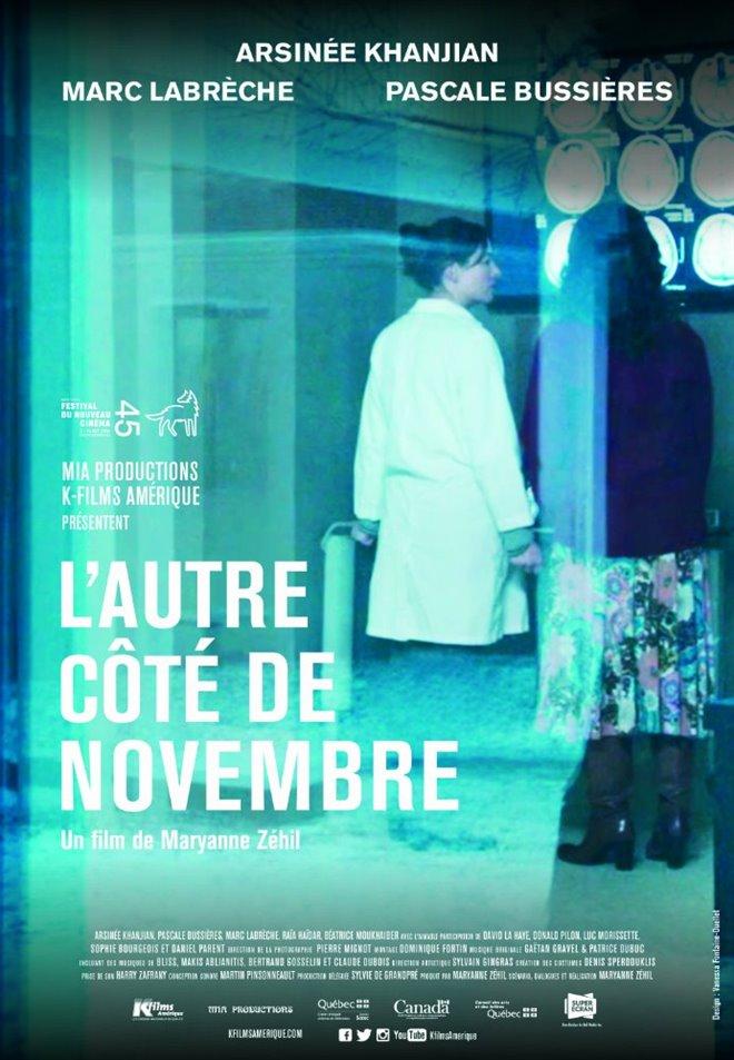 L'autre côté de novembre Large Poster