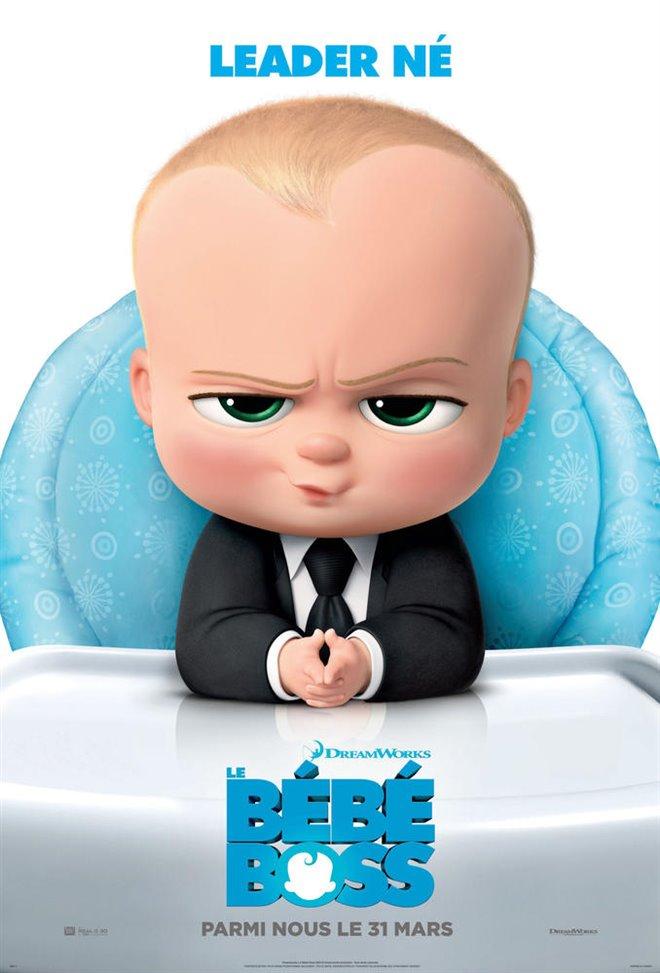 Le bébé boss Large Poster