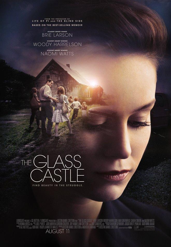 Le château de verre Large Poster