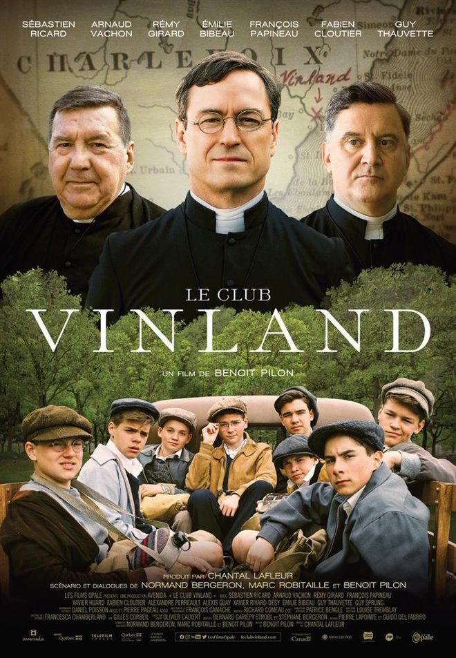 Le club Vinland Large Poster