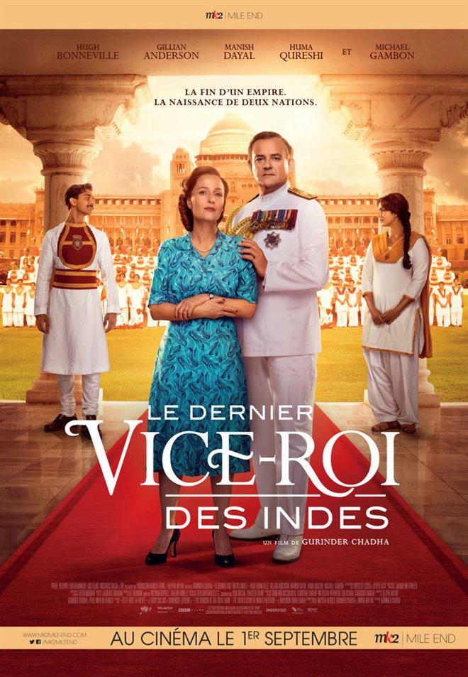 Le dernier vice-roi des Indes Large Poster