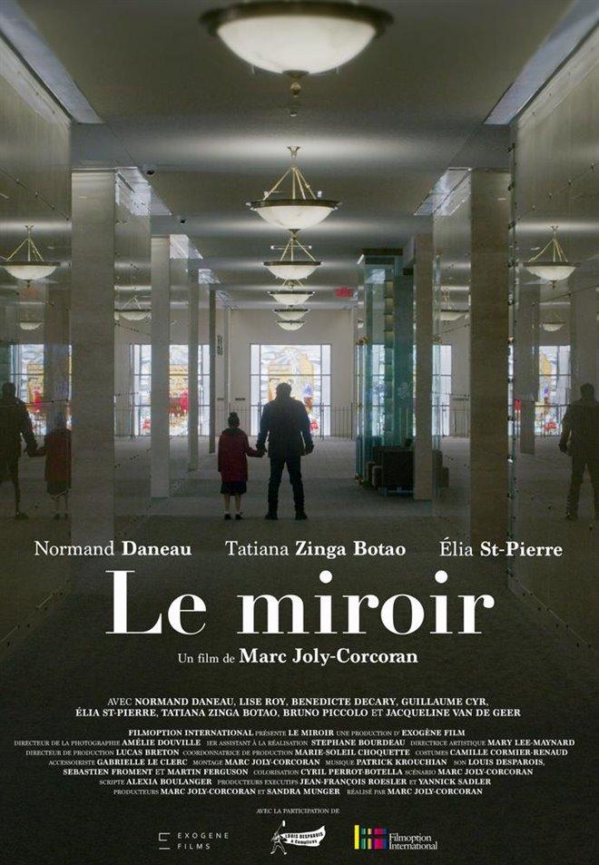 Le miroir (v.o.f.) Large Poster