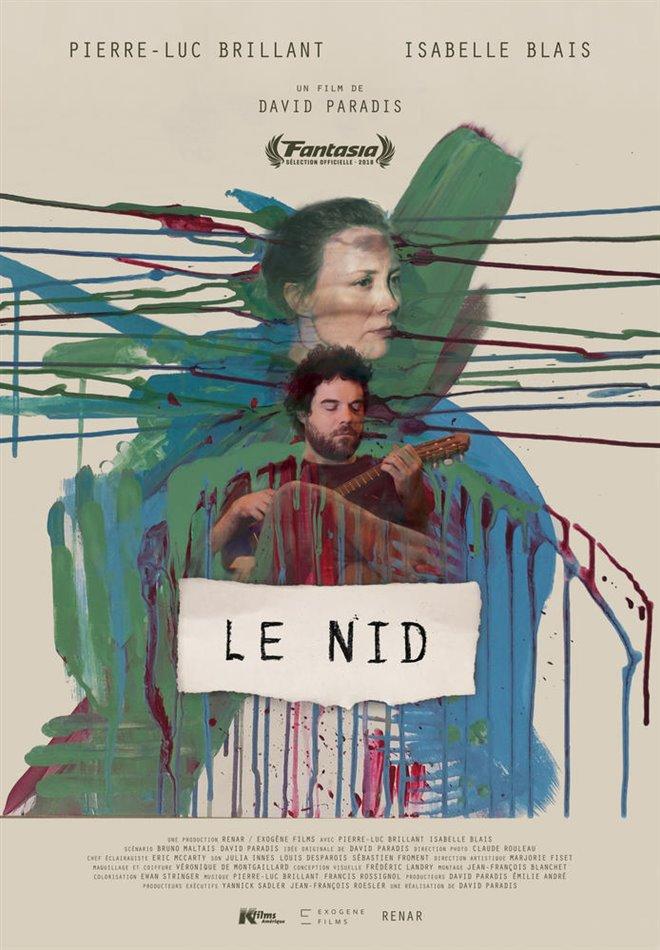 Le nid (v.o.f.) Large Poster
