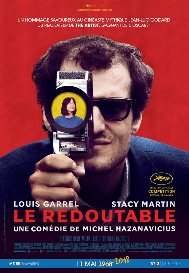 Le redoutable Large Poster