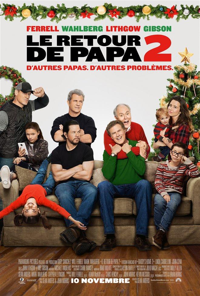 Le retour de papa 2 Large Poster