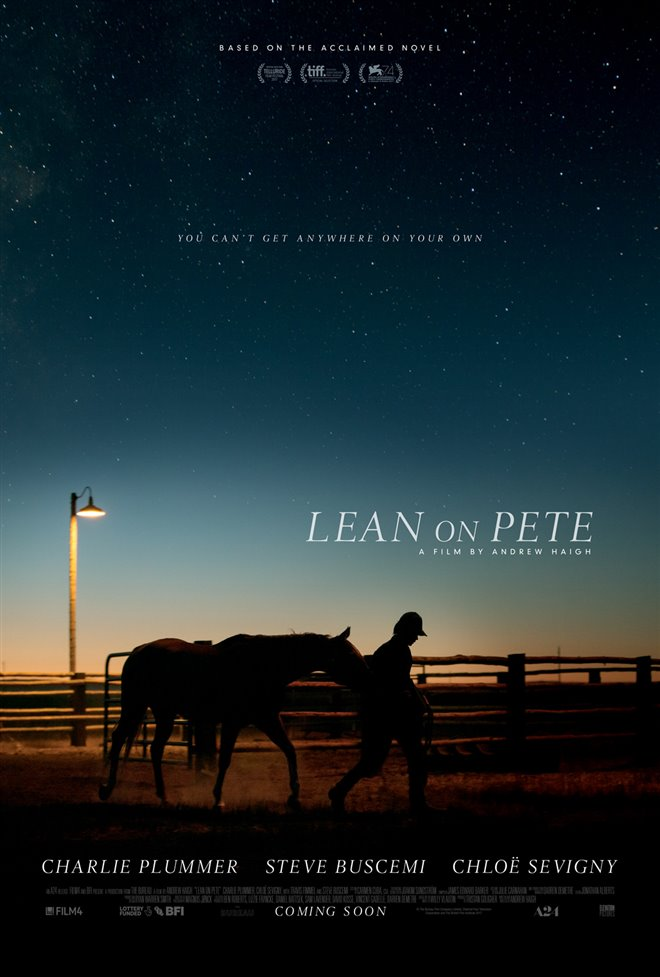 Lean on Pete (v.o.a.) Large Poster