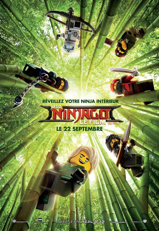 LEGO NINJAGO : Le film Large Poster