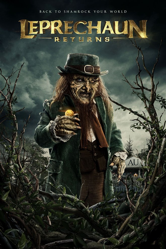 Leprechaun Returns Large Poster