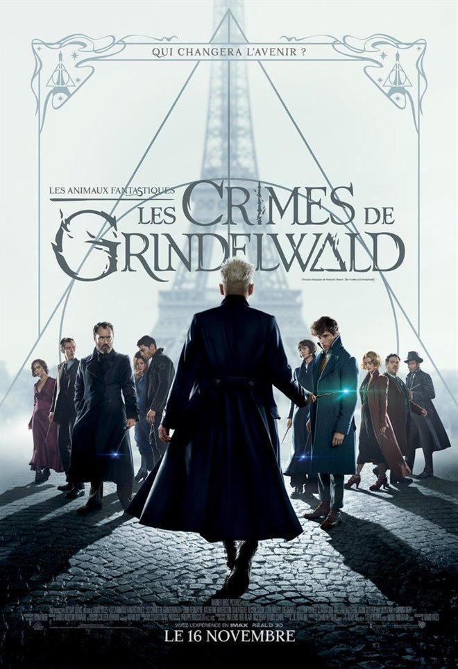 Les animaux fantastiques : Les crimes de Grindelwald Large Poster