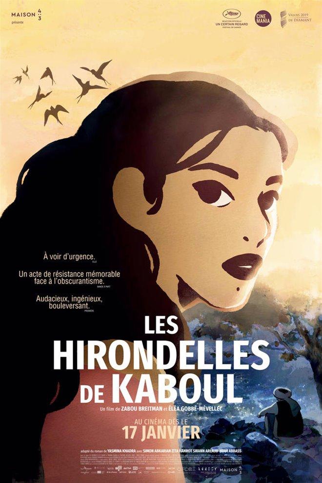 Les hirondelles de Kaboul Large Poster