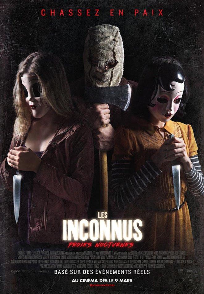 Les inconnus : Proies nocturnes Large Poster