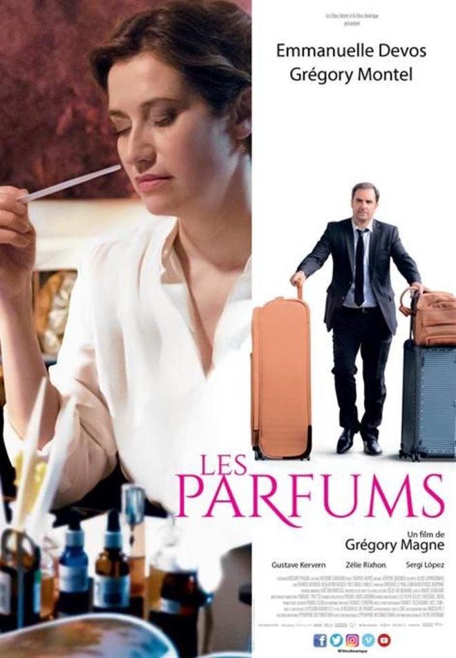 Les parfums Large Poster