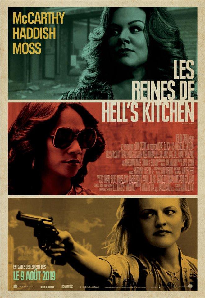 Les reines de Hell's Kitchen Large Poster