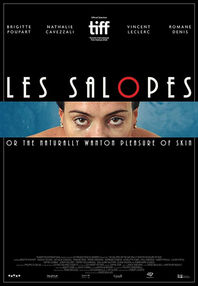 Les Salopes or The Naturally Wanton Pleasure of Skin Large Poster