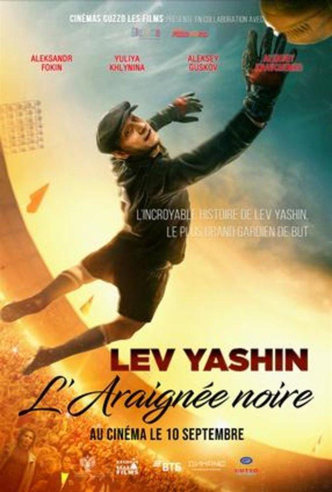 Lev Yashin: The Dream Goalkeeper Large Poster