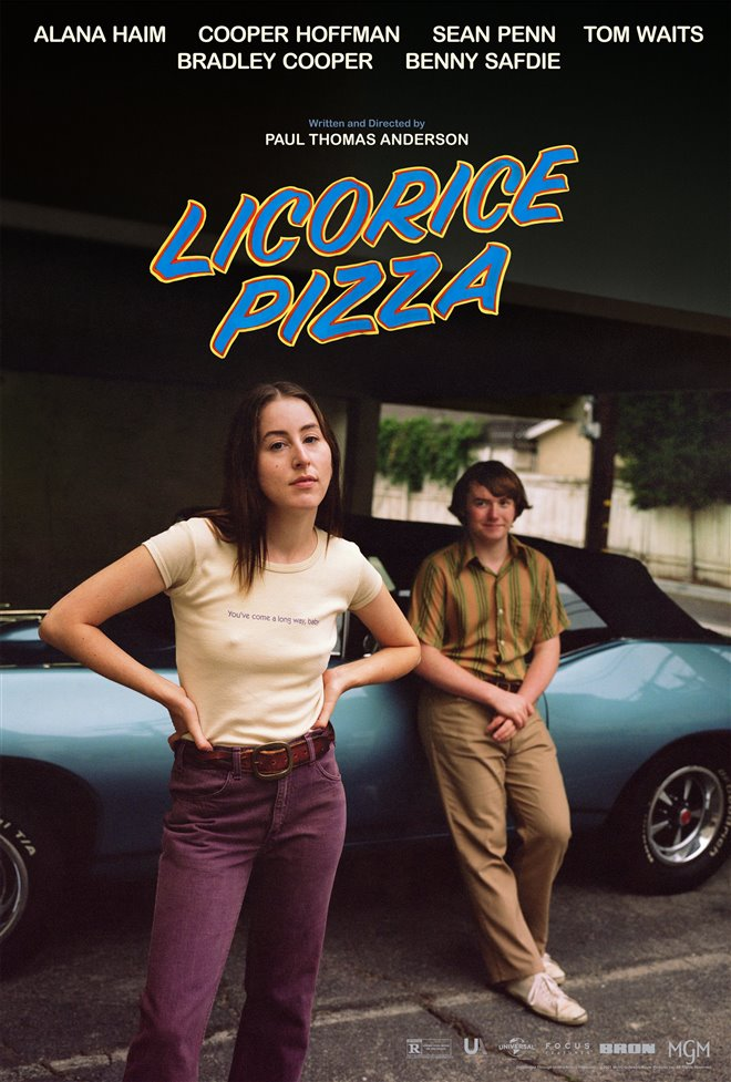 Licorice Pizza Large Poster