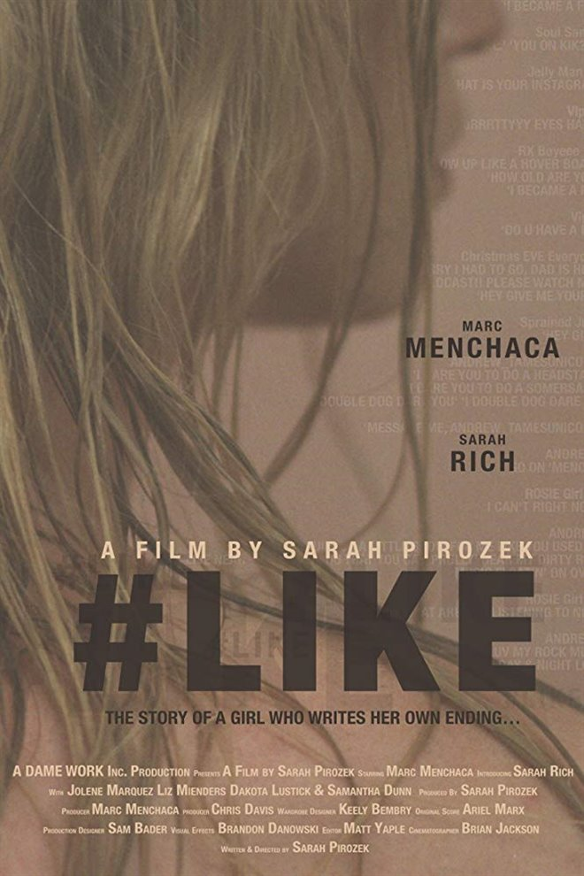 #Like Large Poster