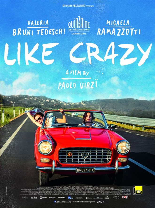 Like Crazy Large Poster