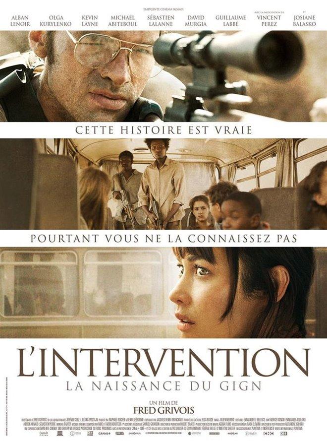 L'intervention (v.o.s.-t.f.) Large Poster