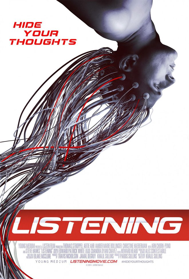 Listening Large Poster