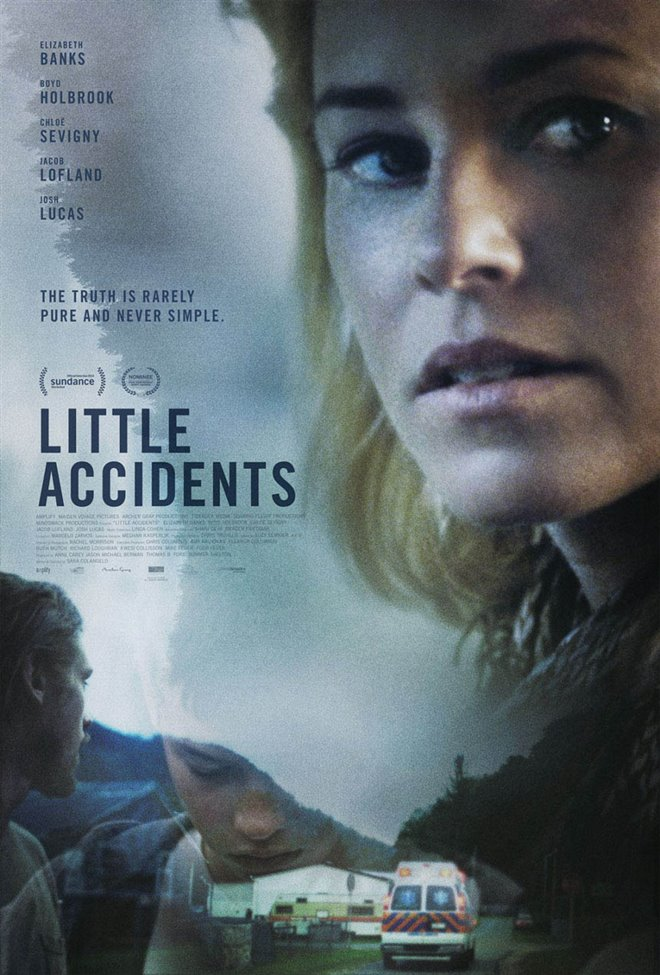 Little Accidents Large Poster