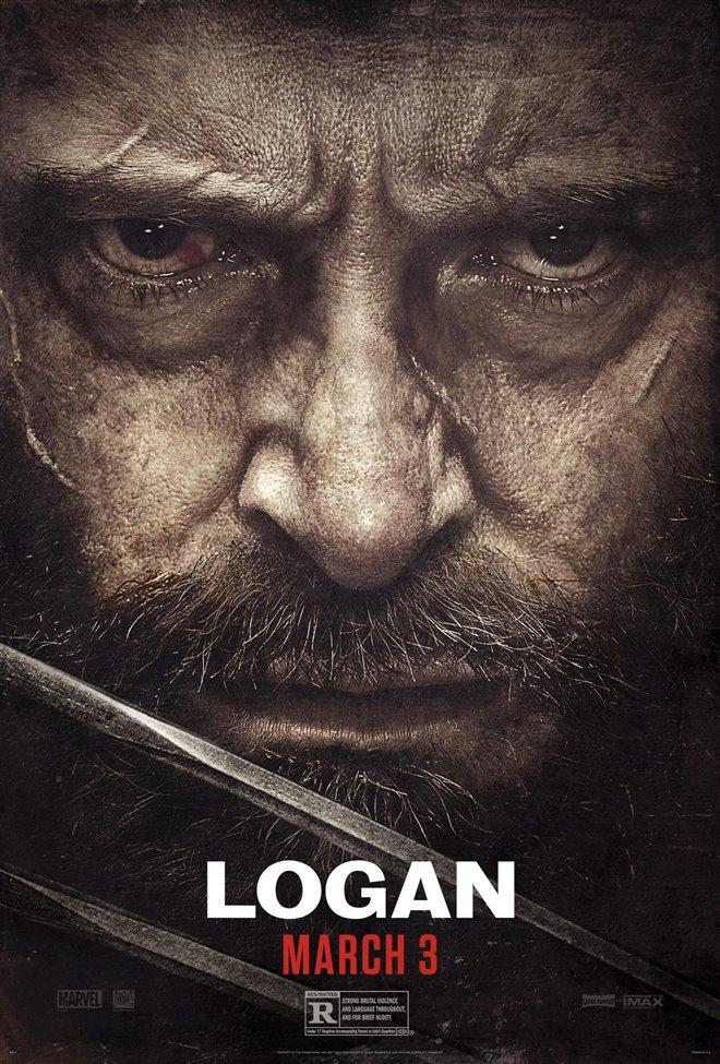 Logan Large Poster