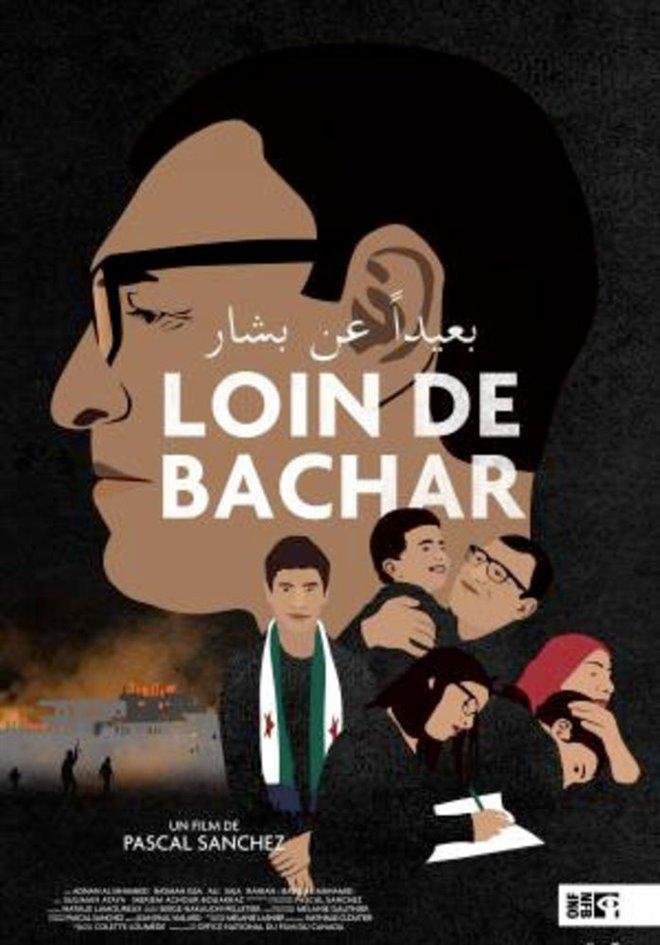 Loin de Bachar (v.o.s.-t.f.) Large Poster
