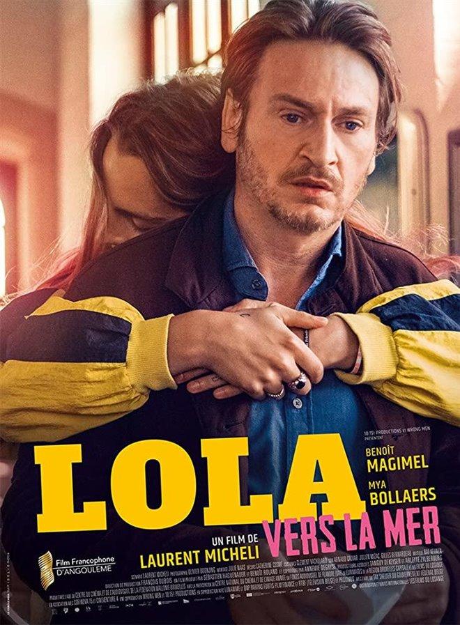 Lola vers la mer Large Poster