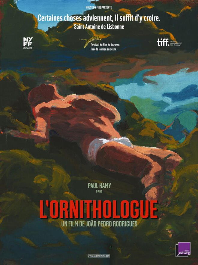L'ornithologue Large Poster