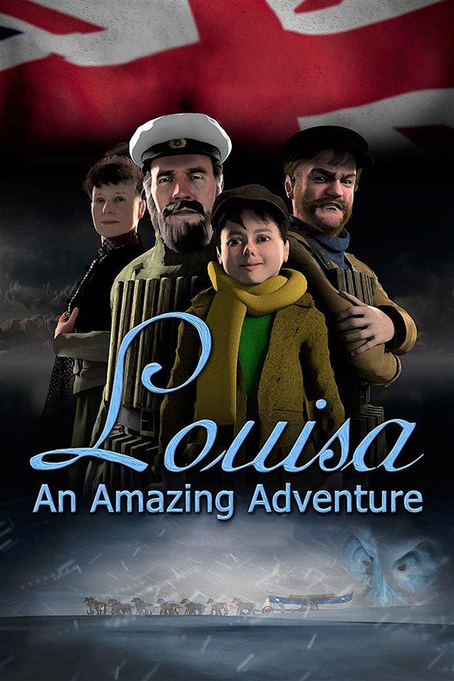 Louisa: An Amazing Adventure Large Poster