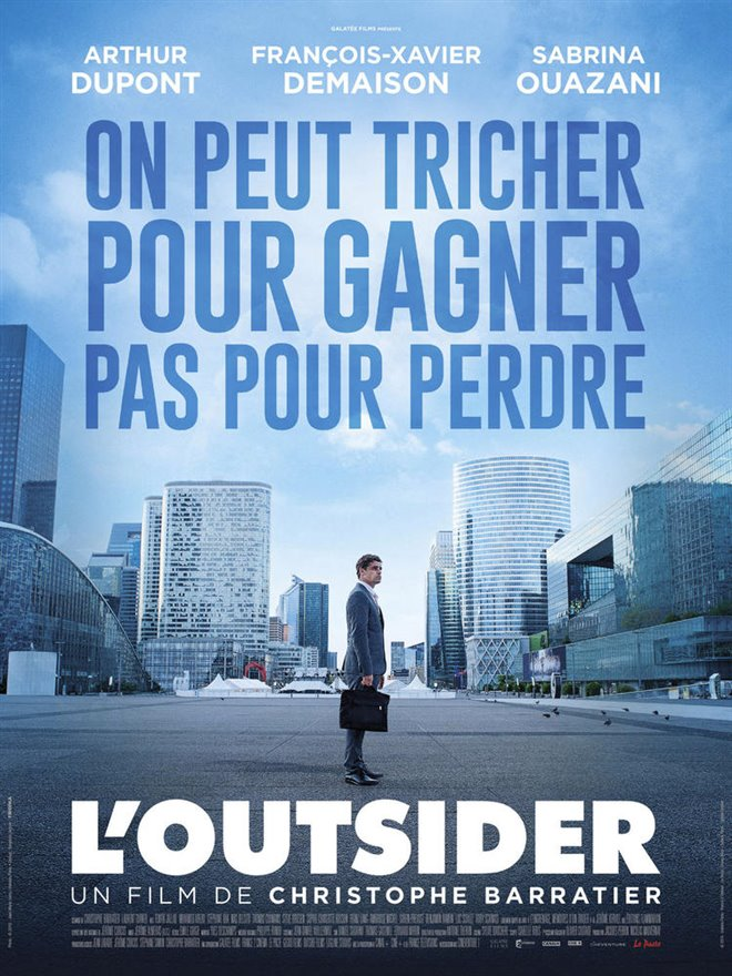 L'outsider Large Poster