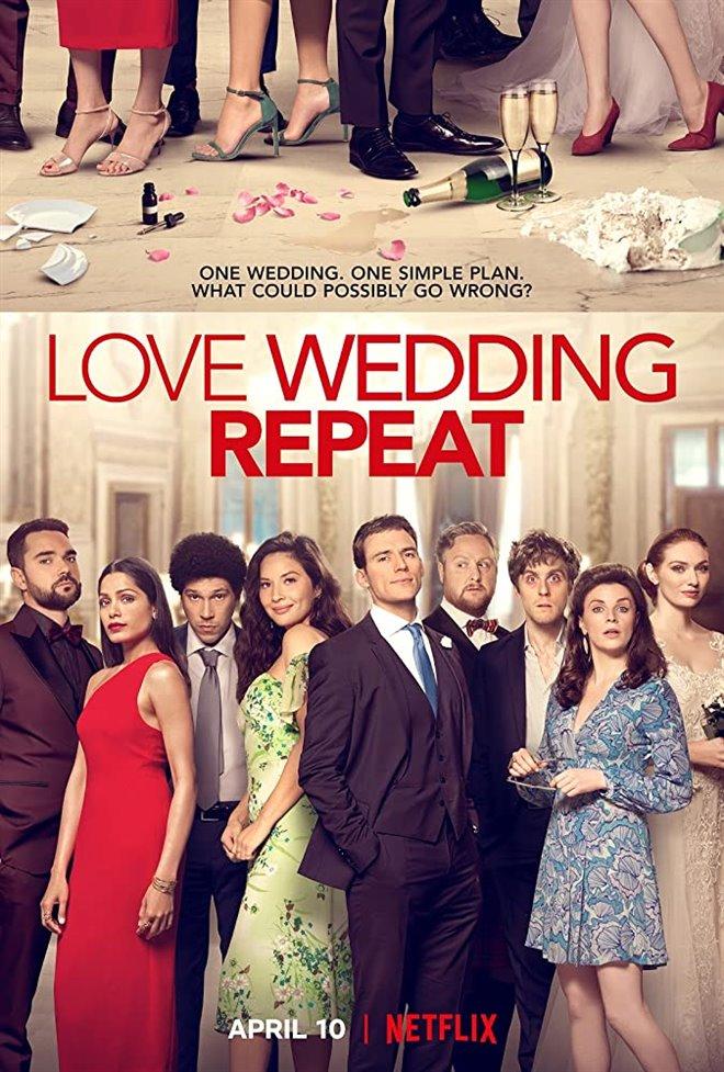Love Wedding Repeat (Netflix) Large Poster