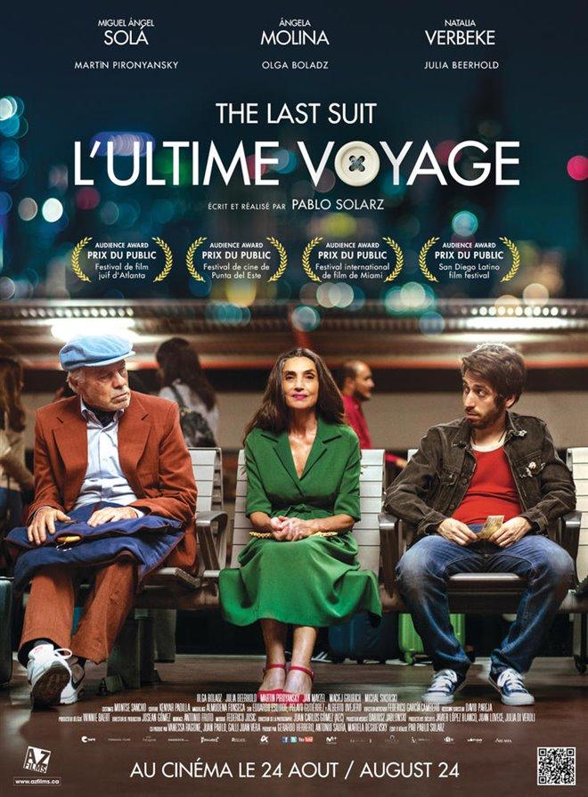 L'ultime voyage (v.o.s.-t.f.) Large Poster