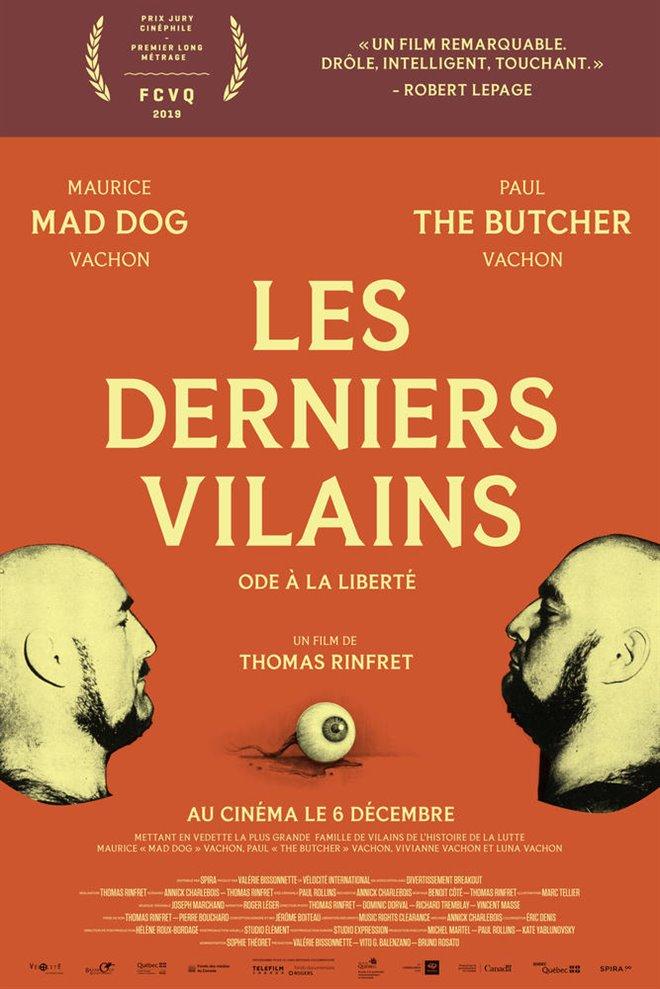 Mad Dog & The Butcher : Les derniers vilains Large Poster