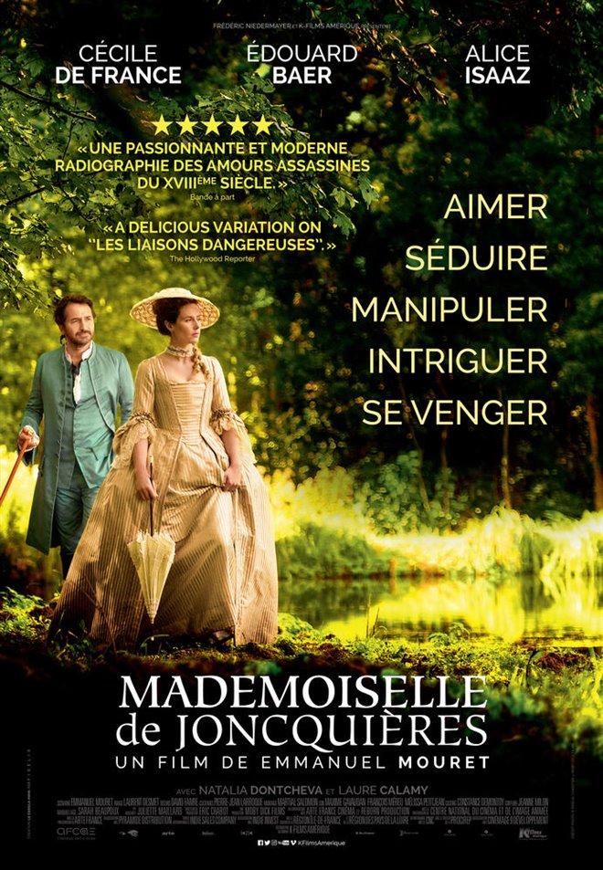 Mademoiselle de Joncquières Large Poster