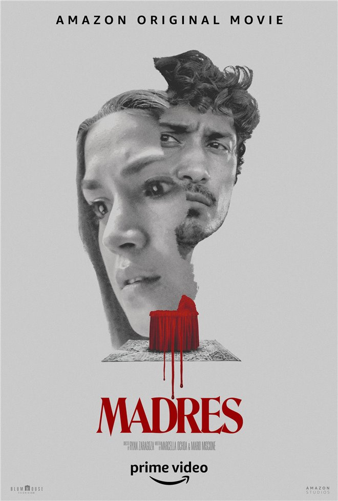 Madres (Amazon Prime Video) Large Poster