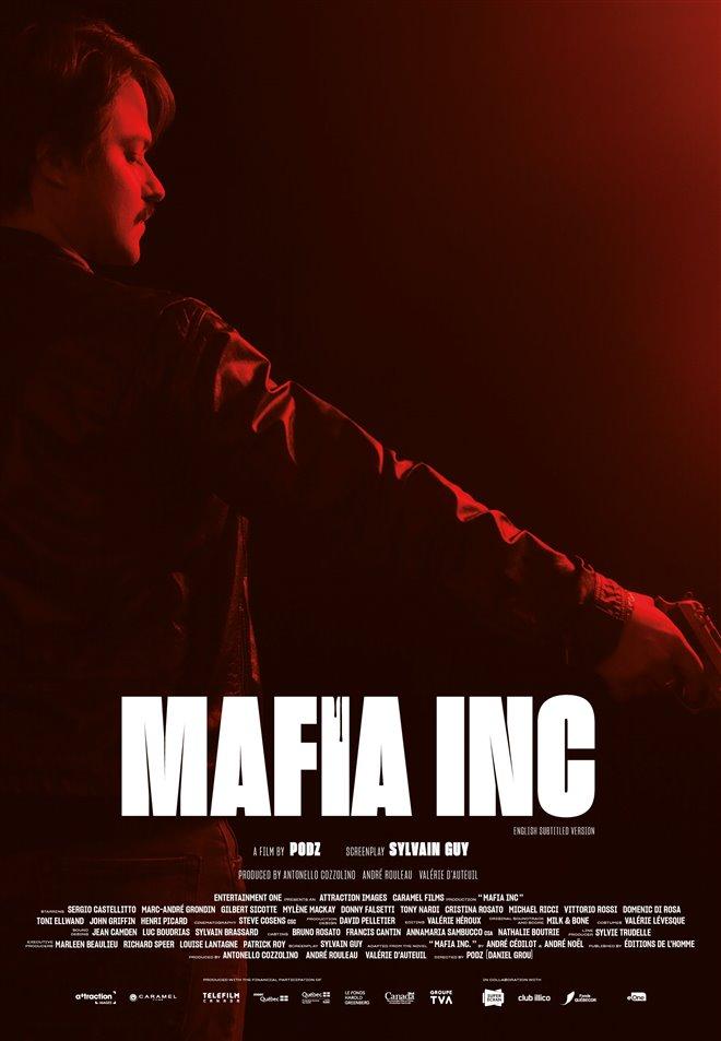 Mafia Inc Poster