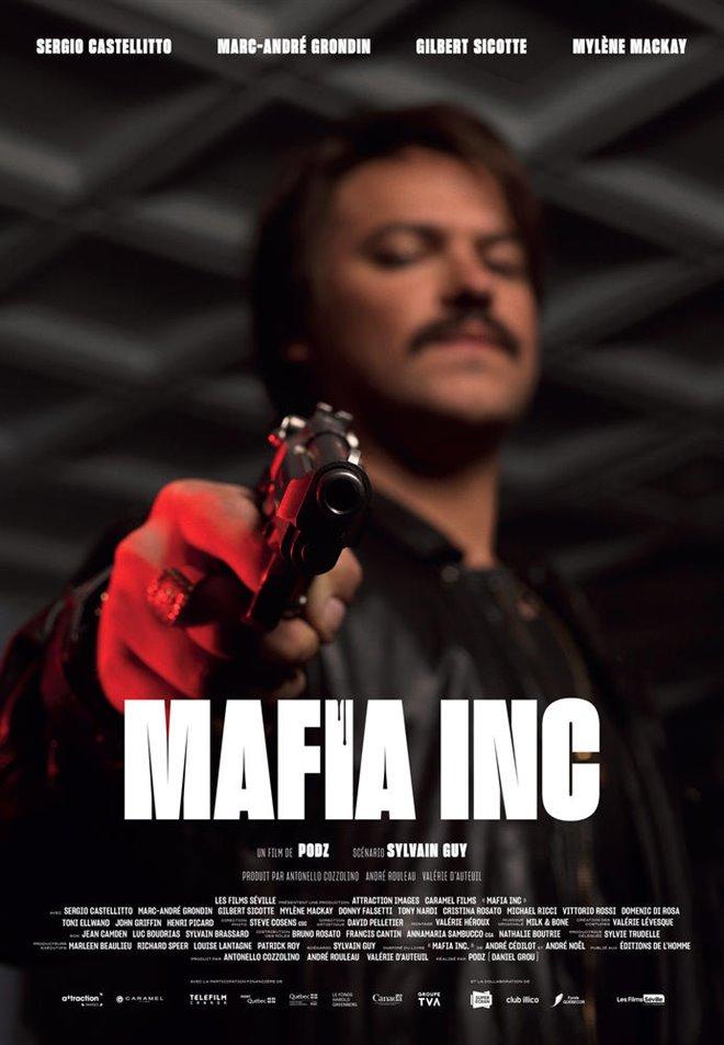 Mafia Inc (v.o.f.) Large Poster