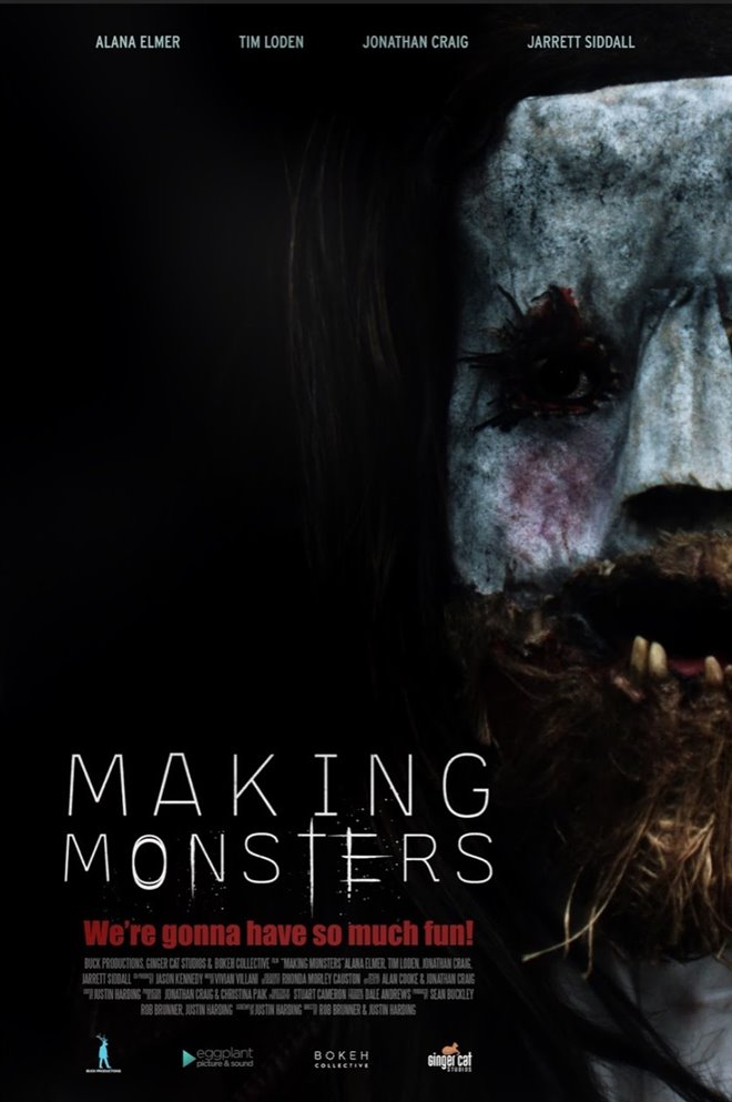 Making Monsters Large Poster