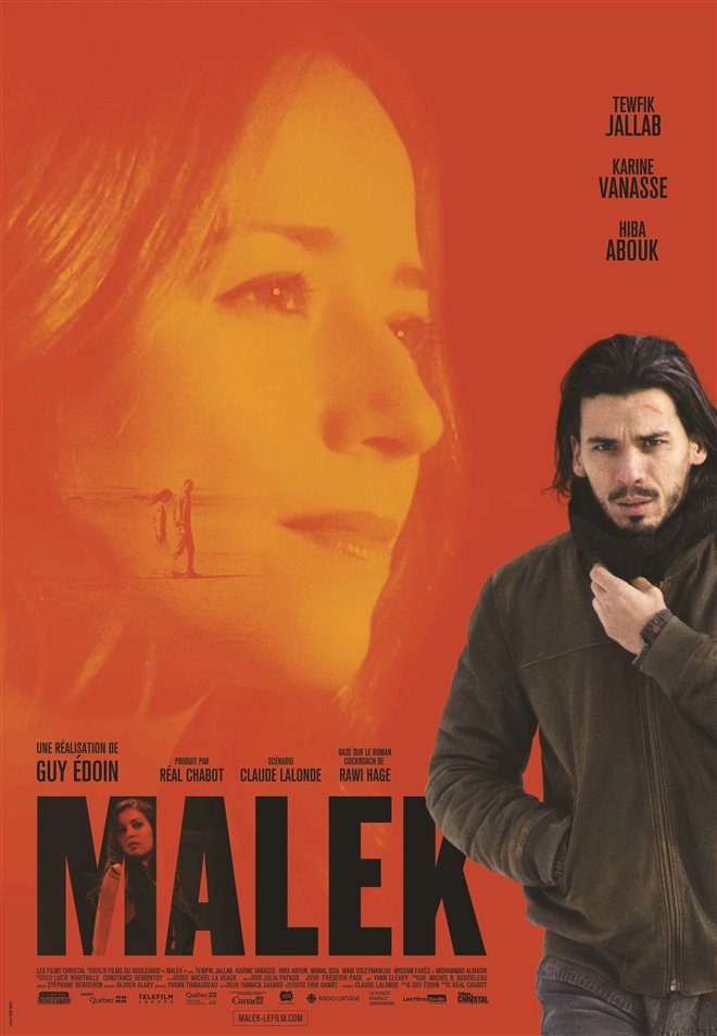 Malek (v.o.f.) Large Poster