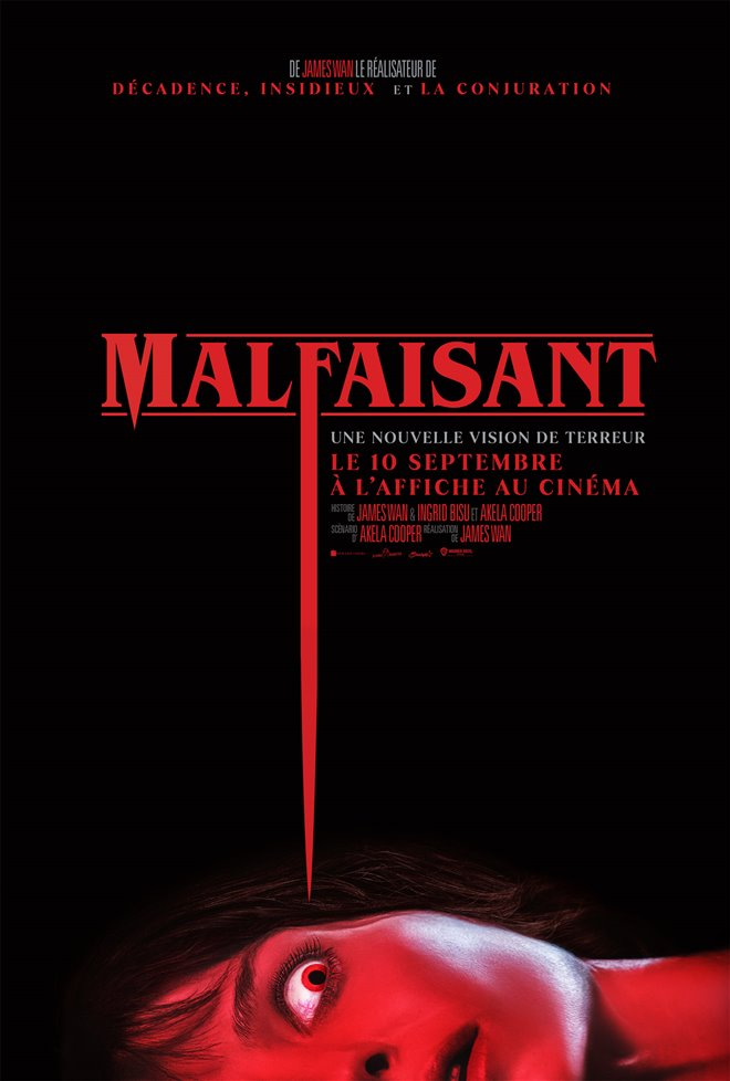 Malfaisant Large Poster