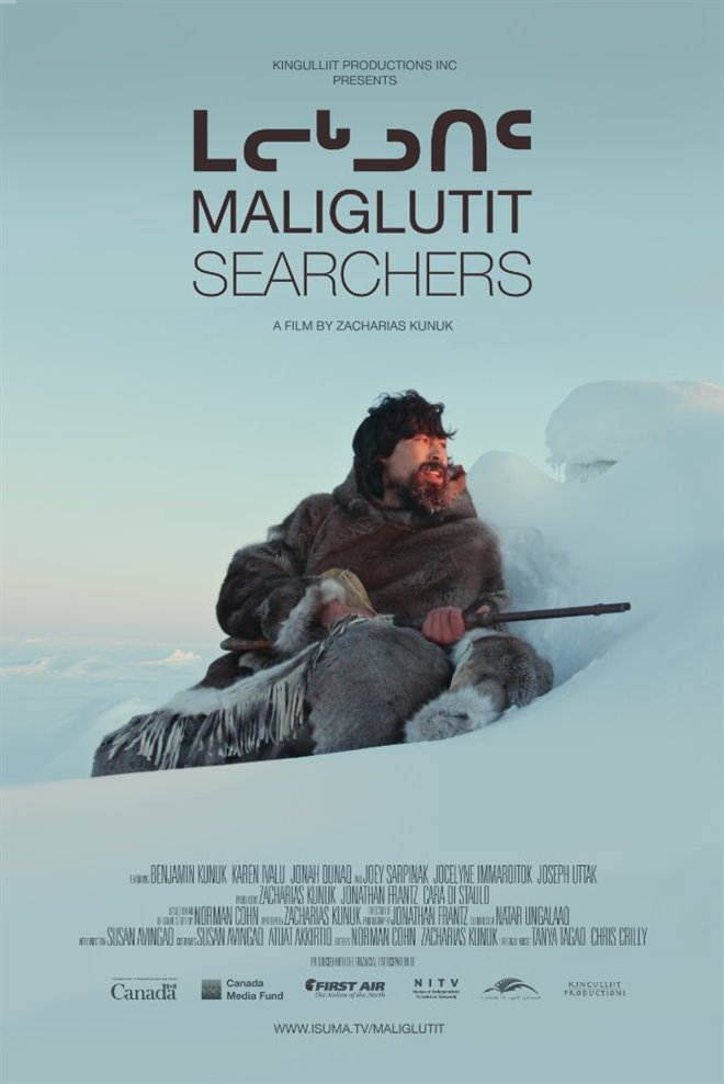 Maliglutit (Searchers) Large Poster