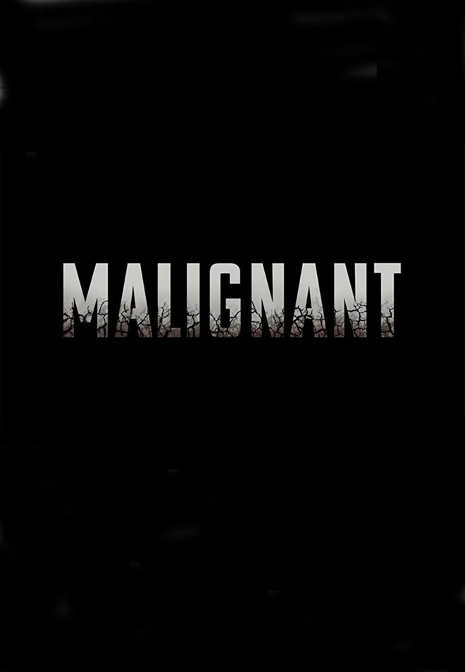 Malignant Large Poster