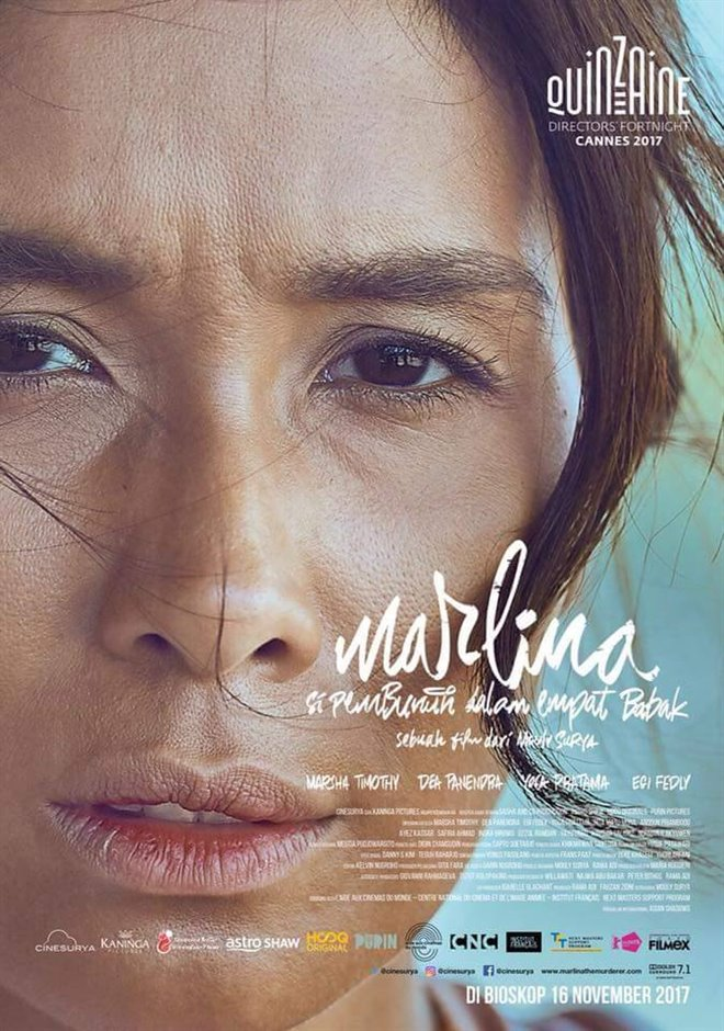 Marlina the Murderer in Four Acts Large Poster