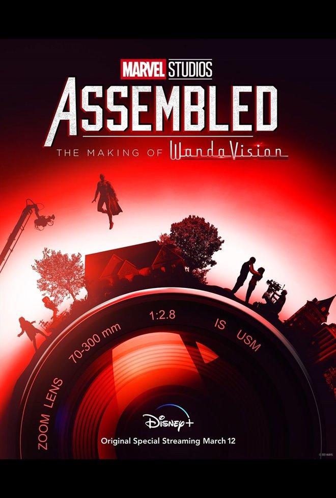 Marvel Studios: Assembled Large Poster