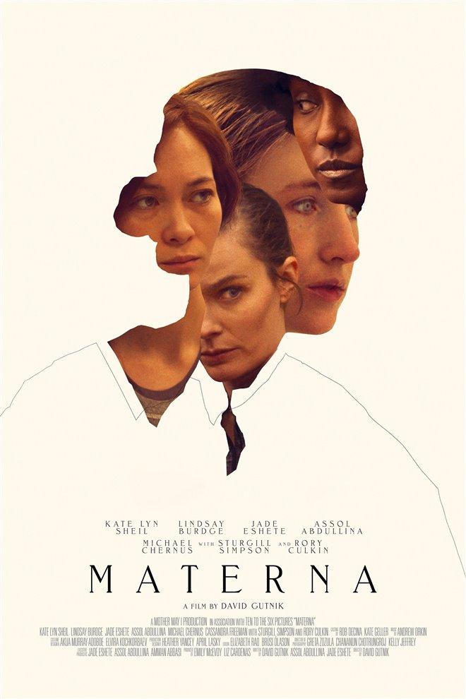 Materna Large Poster