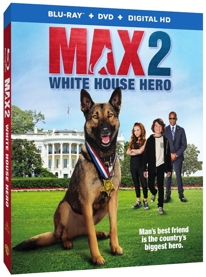 Max 2: White House Hero Large Poster