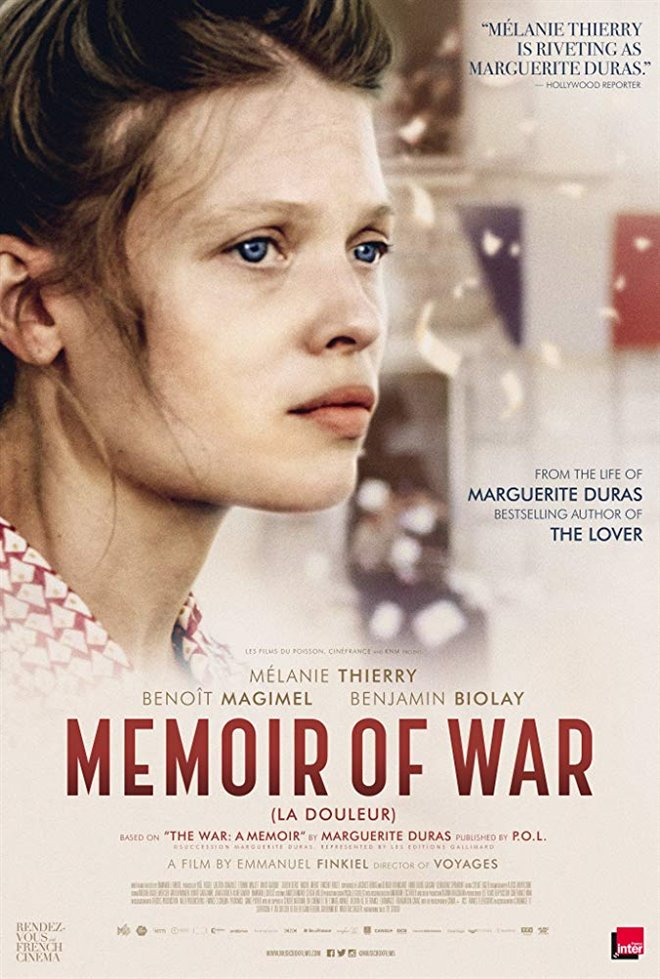 Memoir of War Large Poster